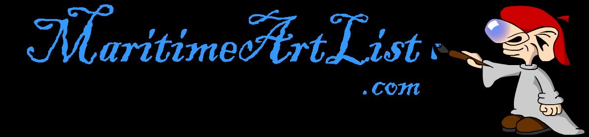 Maritime Art List